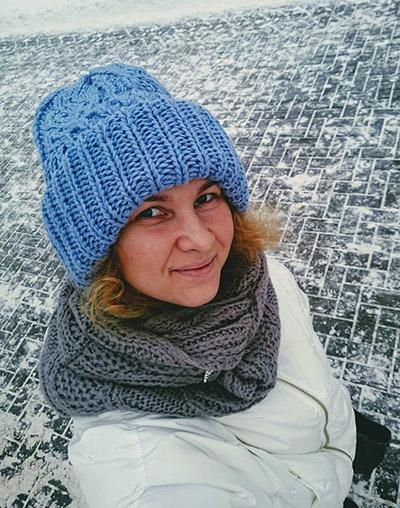 Марина Сидельникова