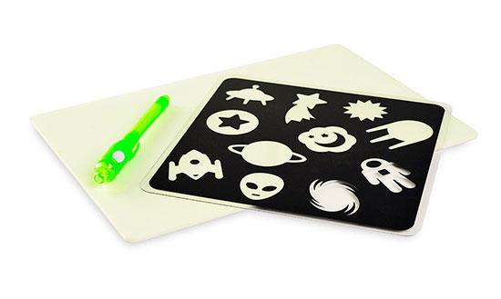 Планшет для рисования в темноте